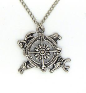 Game of Throne Compass Pendant